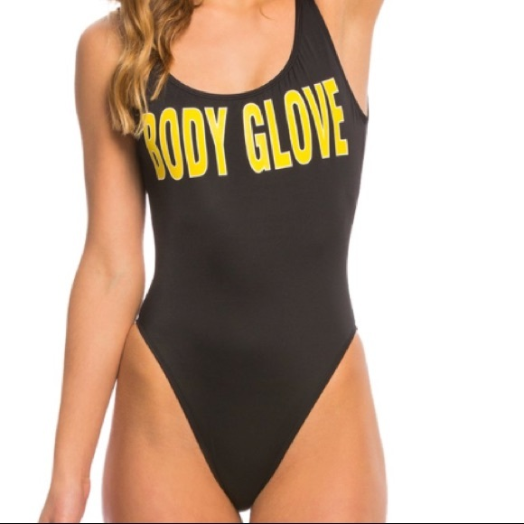 Body Glove 80s throwback one-piece e27158375